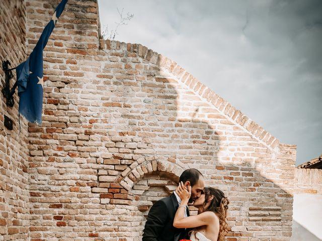 Il matrimonio di Perla e Federico a Senigallia, Ancona 41