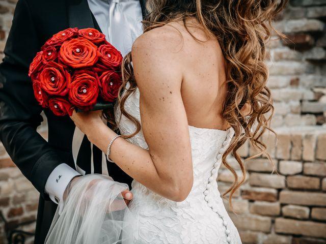 Il matrimonio di Perla e Federico a Senigallia, Ancona 42