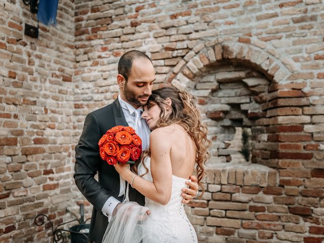 Il matrimonio di Perla e Federico a Senigallia, Ancona 43