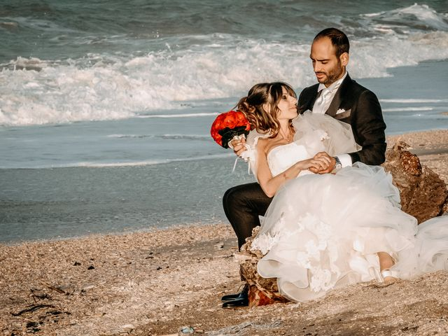 Il matrimonio di Perla e Federico a Senigallia, Ancona 48