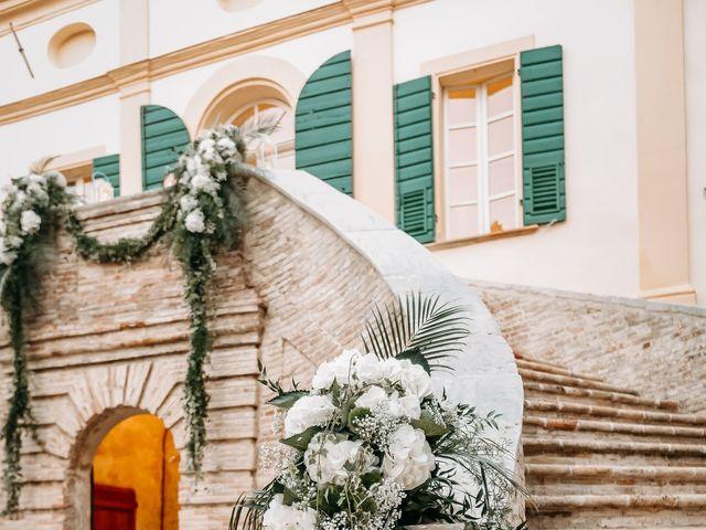Il matrimonio di Perla e Federico a Senigallia, Ancona 51