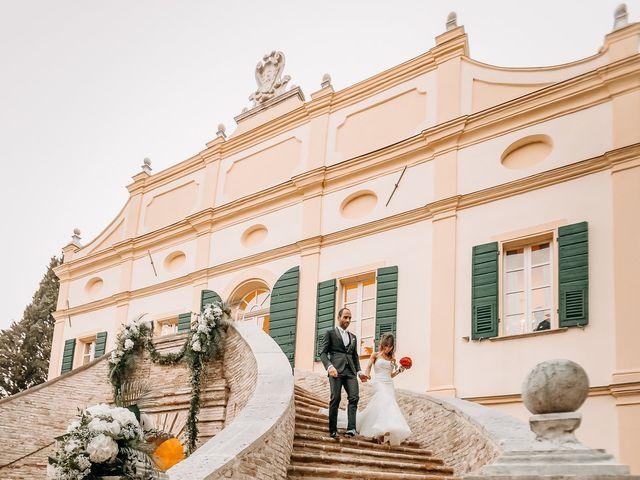 Il matrimonio di Perla e Federico a Senigallia, Ancona 53