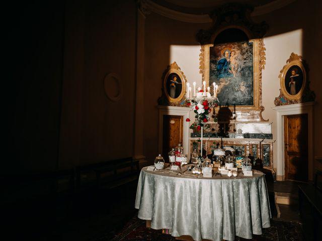 Il matrimonio di Perla e Federico a Senigallia, Ancona 75