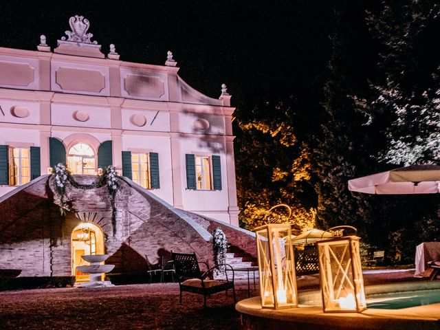 Il matrimonio di Perla e Federico a Senigallia, Ancona 80