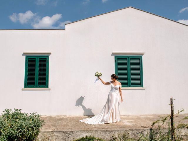Il matrimonio di Andrea e Miryam a Scicli, Ragusa 17