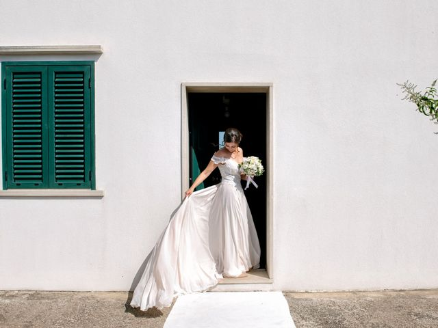 Il matrimonio di Andrea e Miryam a Scicli, Ragusa 18