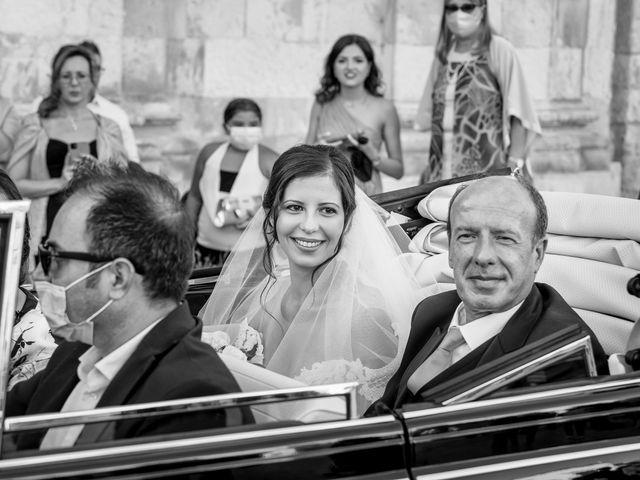 Il matrimonio di Andrea e Miryam a Scicli, Ragusa 25
