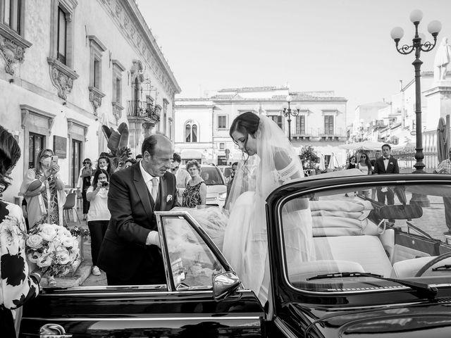 Il matrimonio di Andrea e Miryam a Scicli, Ragusa 26