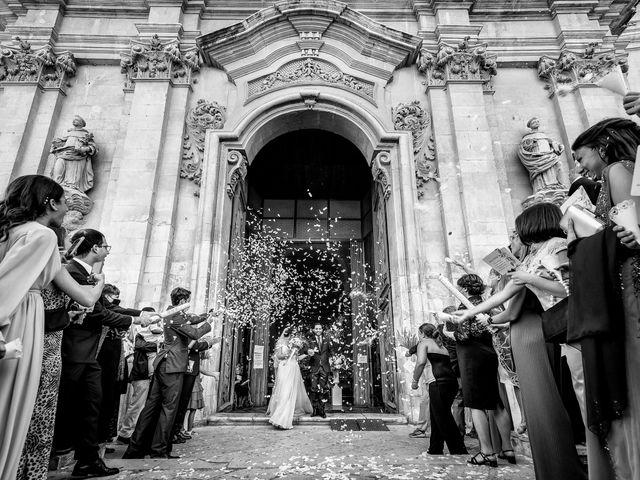 Il matrimonio di Andrea e Miryam a Scicli, Ragusa 30