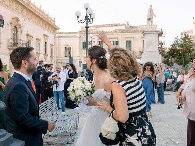 Il matrimonio di Andrea e Miryam a Scicli, Ragusa 31