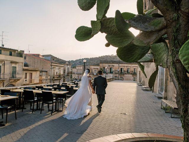 Il matrimonio di Andrea e Miryam a Scicli, Ragusa 32
