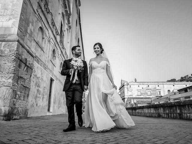 Il matrimonio di Andrea e Miryam a Scicli, Ragusa 34