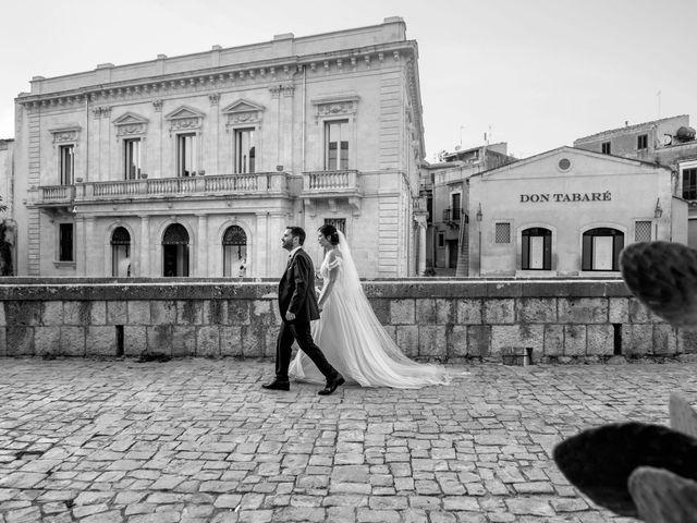 Il matrimonio di Andrea e Miryam a Scicli, Ragusa 43