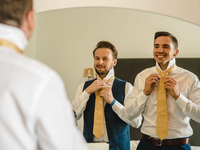 Il matrimonio di Nathan e Chloé a Sorrento, Napoli 24