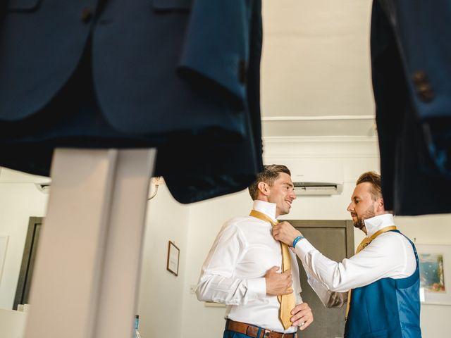 Il matrimonio di Nathan e Chloé a Sorrento, Napoli 25