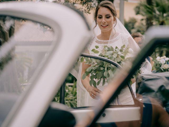 Il matrimonio di Nathan e Chloé a Sorrento, Napoli 45