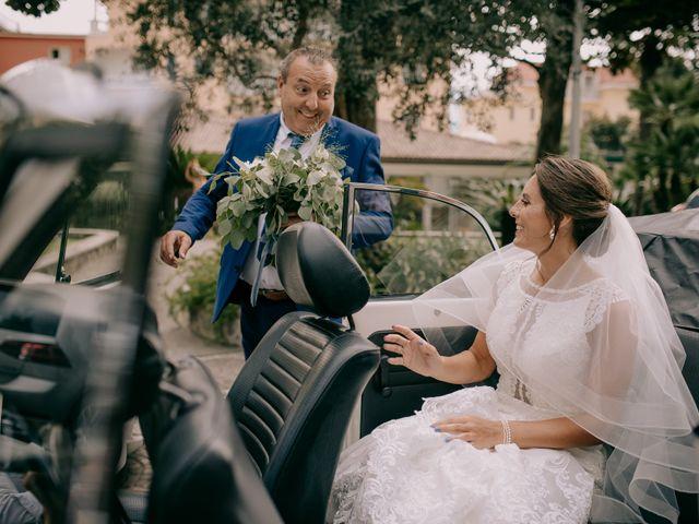 Il matrimonio di Nathan e Chloé a Sorrento, Napoli 46