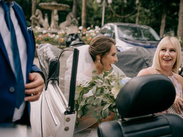 Il matrimonio di Nathan e Chloé a Sorrento, Napoli 47