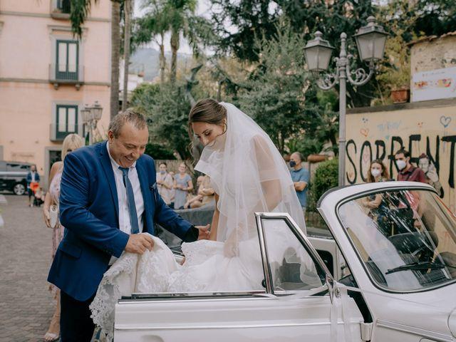 Il matrimonio di Nathan e Chloé a Sorrento, Napoli 49