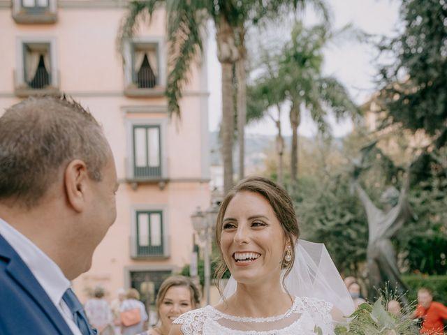 Il matrimonio di Nathan e Chloé a Sorrento, Napoli 51