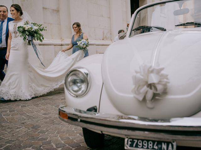 Il matrimonio di Nathan e Chloé a Sorrento, Napoli 52