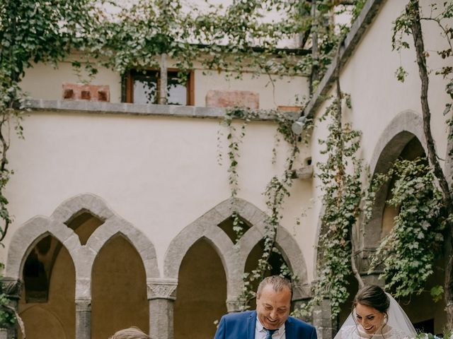 Il matrimonio di Nathan e Chloé a Sorrento, Napoli 54
