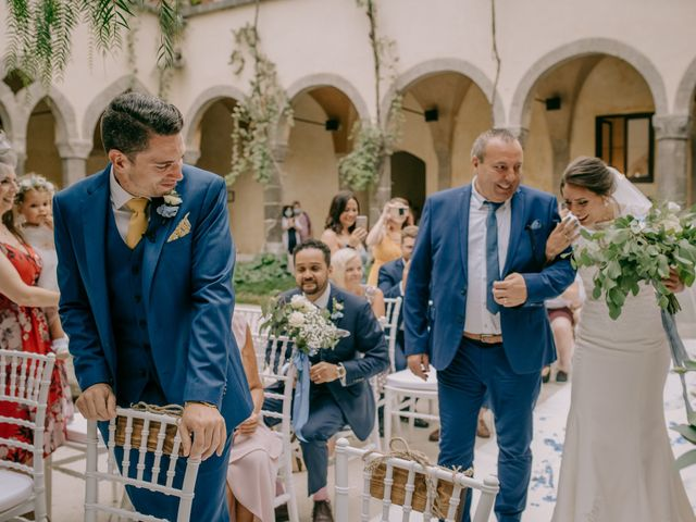 Il matrimonio di Nathan e Chloé a Sorrento, Napoli 58