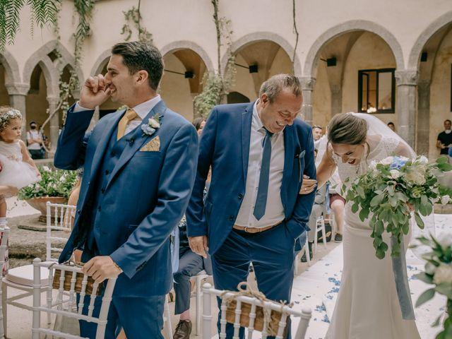 Il matrimonio di Nathan e Chloé a Sorrento, Napoli 59