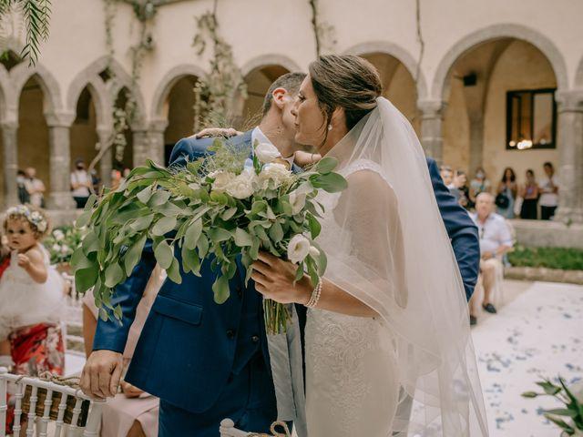 Il matrimonio di Nathan e Chloé a Sorrento, Napoli 60