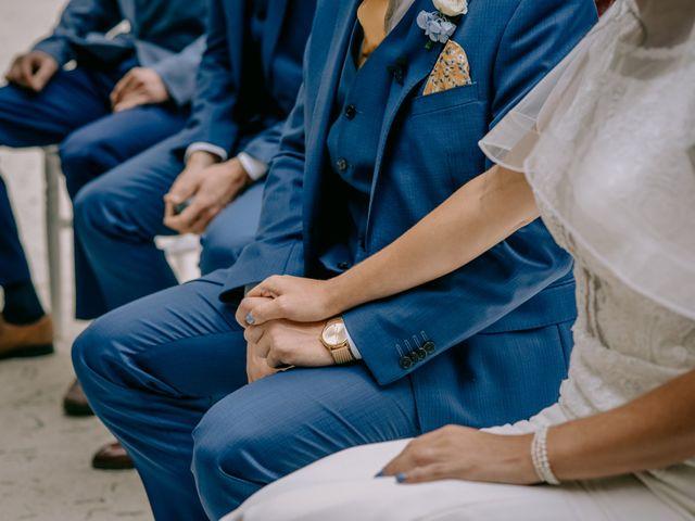 Il matrimonio di Nathan e Chloé a Sorrento, Napoli 63