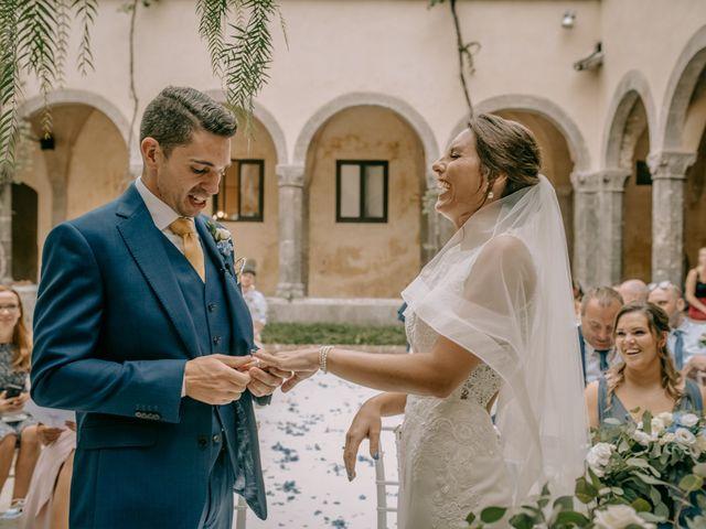 Il matrimonio di Nathan e Chloé a Sorrento, Napoli 66