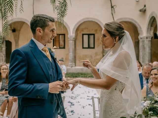 Il matrimonio di Nathan e Chloé a Sorrento, Napoli 67
