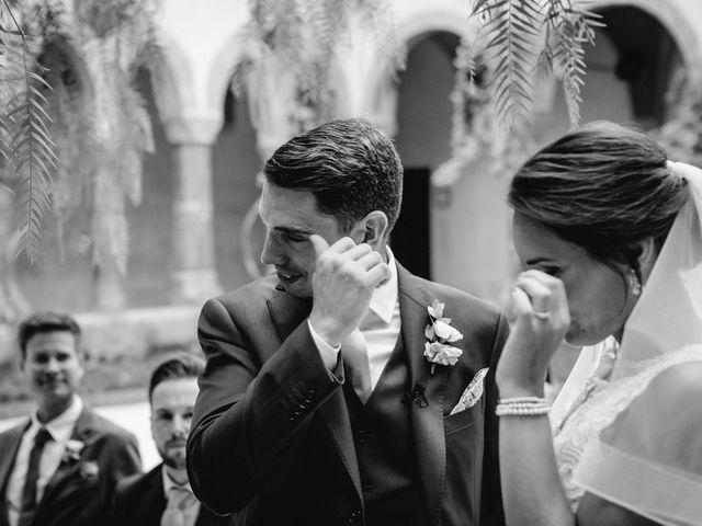 Il matrimonio di Nathan e Chloé a Sorrento, Napoli 68