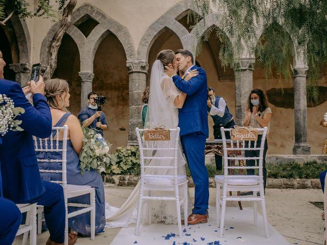 Il matrimonio di Nathan e Chloé a Sorrento, Napoli 69