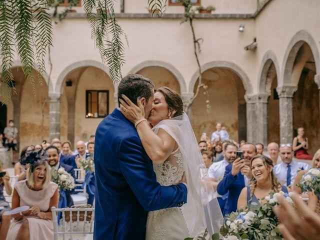 Il matrimonio di Nathan e Chloé a Sorrento, Napoli 70