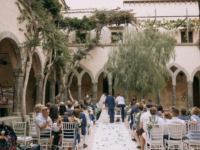 Il matrimonio di Nathan e Chloé a Sorrento, Napoli 75