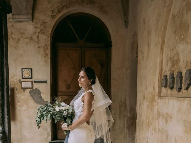 Il matrimonio di Nathan e Chloé a Sorrento, Napoli 76