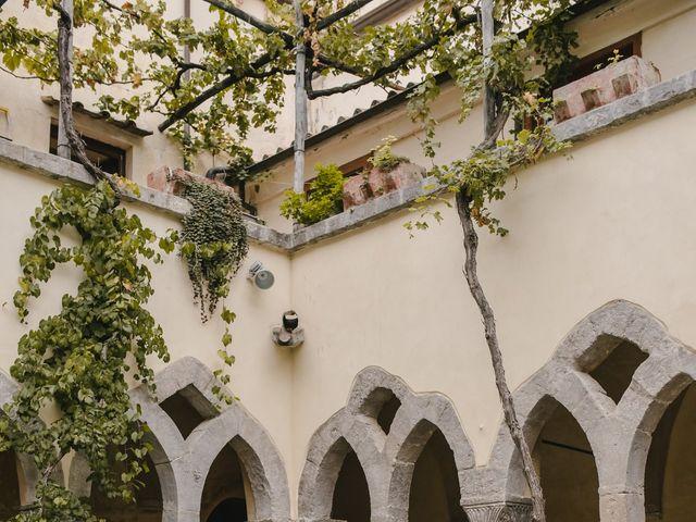 Il matrimonio di Nathan e Chloé a Sorrento, Napoli 81