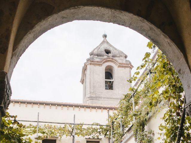 Il matrimonio di Nathan e Chloé a Sorrento, Napoli 82