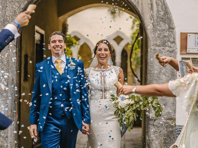 Il matrimonio di Nathan e Chloé a Sorrento, Napoli 83