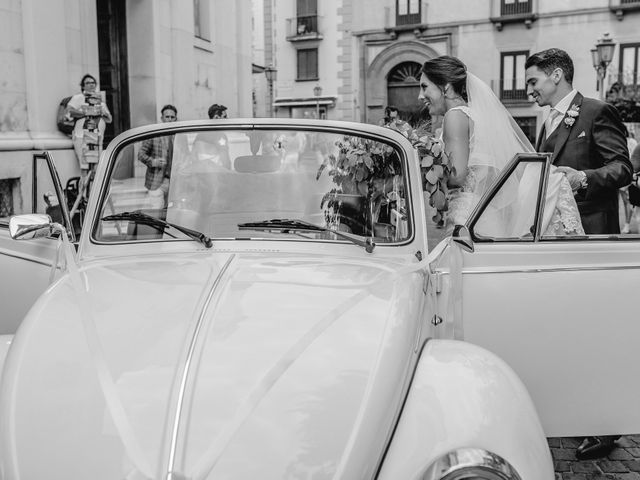 Il matrimonio di Nathan e Chloé a Sorrento, Napoli 86