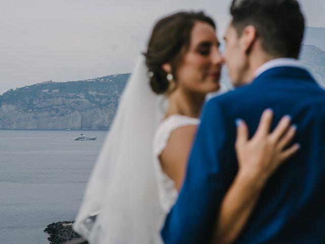 Il matrimonio di Nathan e Chloé a Sorrento, Napoli 89