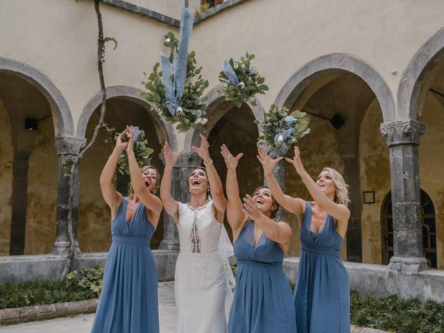 Il matrimonio di Nathan e Chloé a Sorrento, Napoli 92