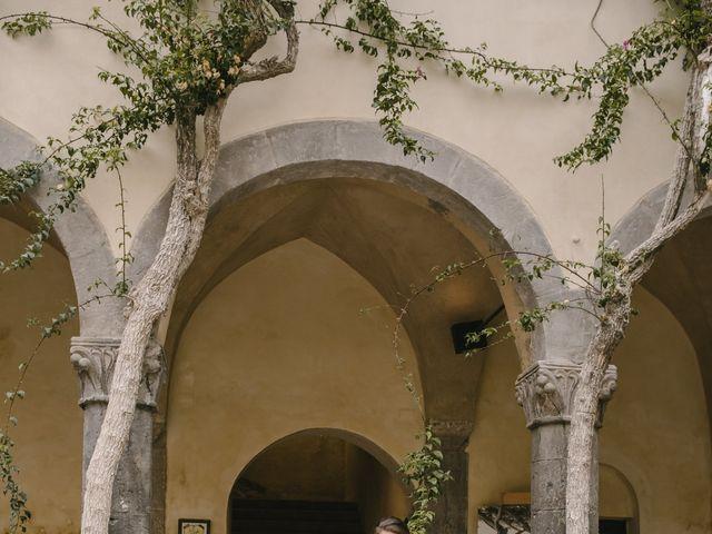 Il matrimonio di Nathan e Chloé a Sorrento, Napoli 93