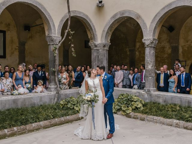 Il matrimonio di Nathan e Chloé a Sorrento, Napoli 95