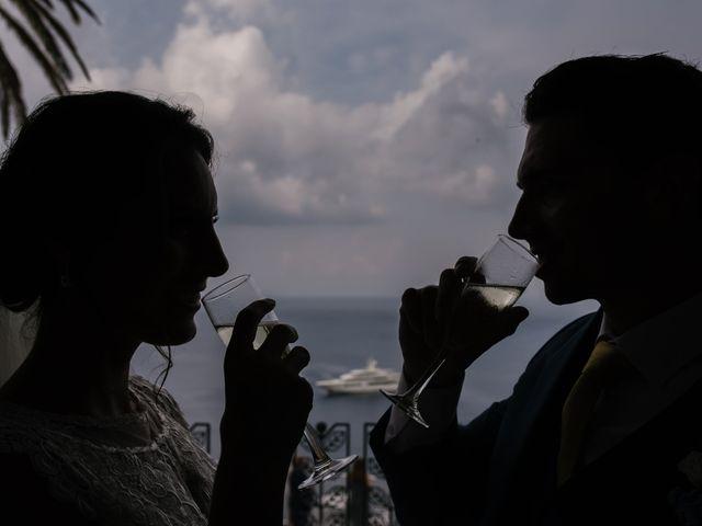 Il matrimonio di Nathan e Chloé a Sorrento, Napoli 105