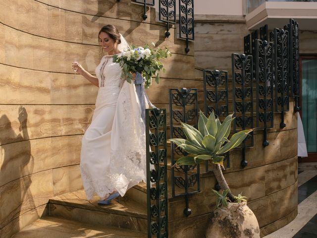 Il matrimonio di Nathan e Chloé a Sorrento, Napoli 108