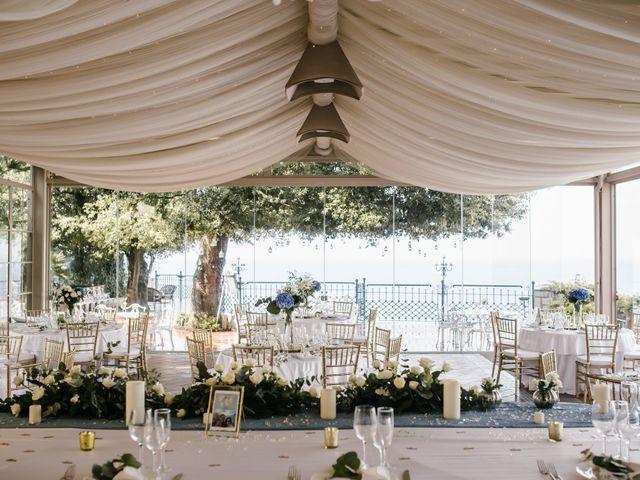 Il matrimonio di Nathan e Chloé a Sorrento, Napoli 115