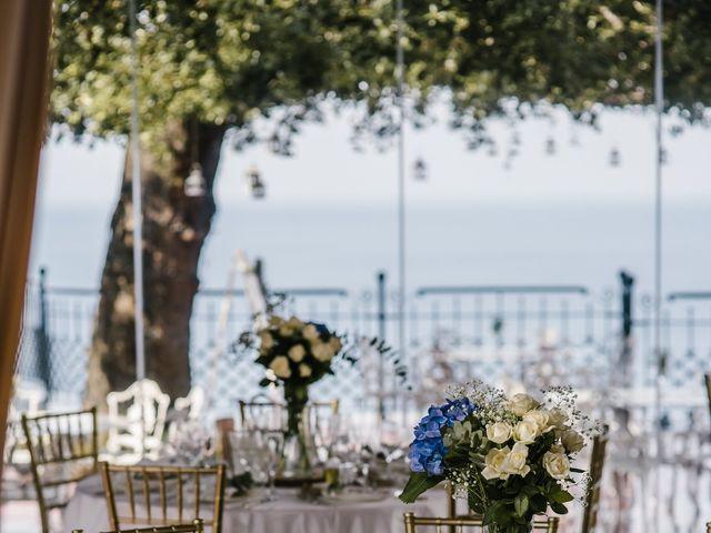 Il matrimonio di Nathan e Chloé a Sorrento, Napoli 119