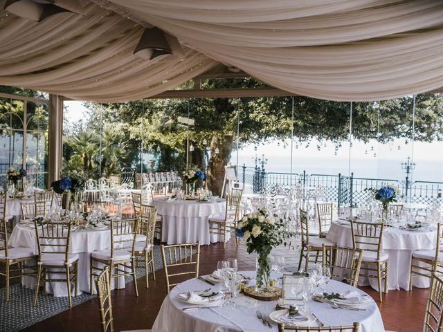 Il matrimonio di Nathan e Chloé a Sorrento, Napoli 120